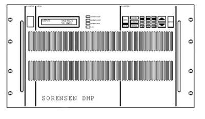 Источник постоянного тока Sorensen DHP 12,5-1600
