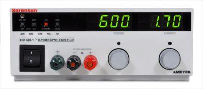 Источник постоянного тока Sorensen XHR 600-1.7