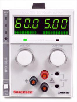 Источник постоянного тока Sorensen HPD 60-5