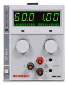 Источник постоянного тока Sorensen XT120-0.5