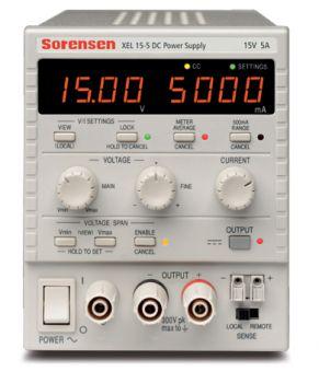 Источник постоянного тока Sorensen XEL 250-0,36