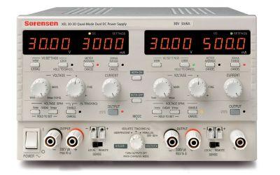 Источник постоянного тока Sorensen XEL 30-3D